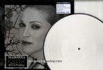 EVITA (Anniversary) -  WHITE VINYL TEST PRESSING LP